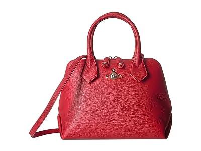 Vivienne Westwood Balmoral Handbag (Red) Handbags