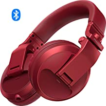 هدفون Pioneer DJ DJ ، قرمز (HDJ-X5BT-R)