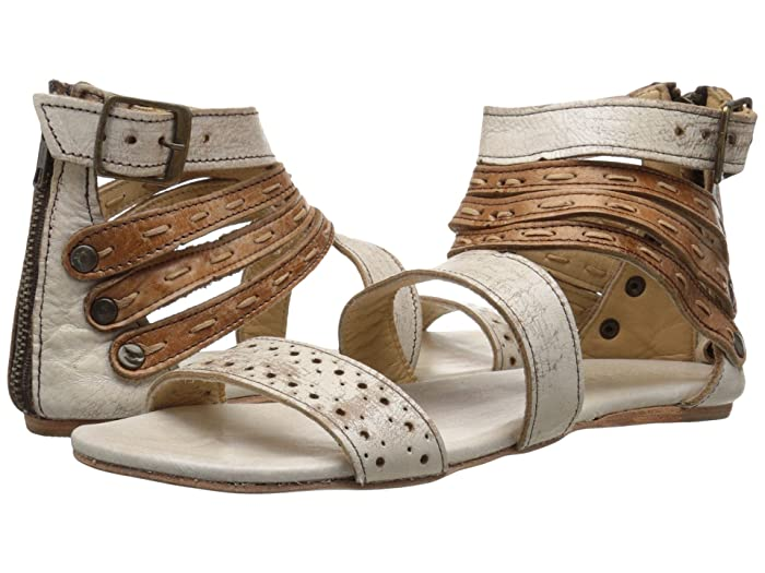 Bed Stu  Artemis (Nectar Tan Lux Leather) Womens Sandals