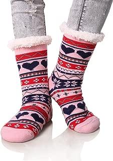 Best fur lined socks Reviews