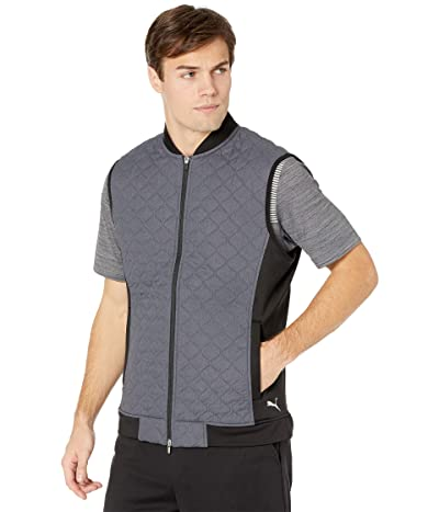 PUMA Golf Primaloft Stealth Vest (PUMA Black) Men