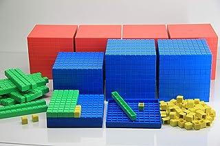 comprar comparacion WISSNER® aktiv lernen - Dienes Teorema aritmético decimal (184 partes) - RE-Plastic®