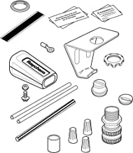 Raychem Permanent Power Connection Kit, For Use With Winter Guard Heating Cables, 1 EA - H900