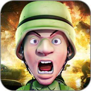 Rush War - World War Army Clash Battle Simulator Games
