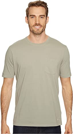 Pendleton Thomas Kay Short Sleeve Pima Crew
