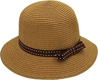 Sun Hats for Women, Woven Floppy Beach Woven Summer Spring Straw Hat - Many Colors & Styles