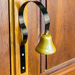 Lanier Shopkeepers Bell - Don`t Let Another Customer Slip Out (Black)