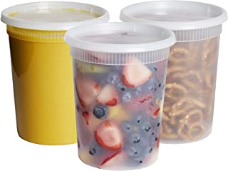 Best thin plastic containers Reviews
