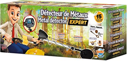 BUKI KTD2000 - Detector de Metales Experto