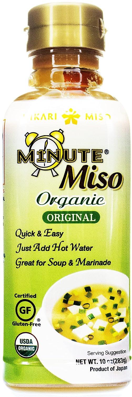 Hikari Minute Popular brand in the world Miso oz quality assurance 10 Soup