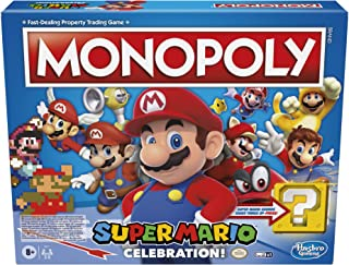 Hasbro Monopoly Super Mario Celebration Bordspel