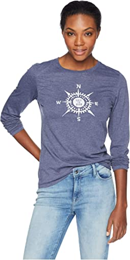 LiG Compass Cool Long Sleeve T-Shirt
