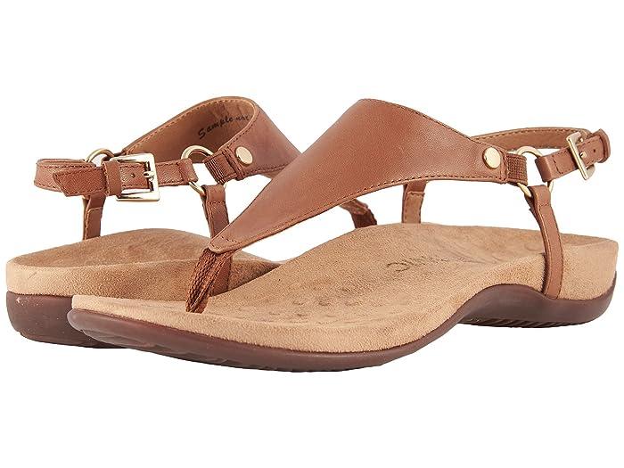 VIONIC  Kirra (Brown) Womens Sandals