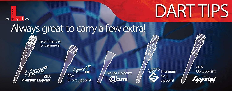 Lippoint Premium Darts Tips L-Style