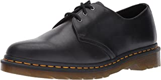 Dr. Martens Men's 1461 Gunmetal Oxford