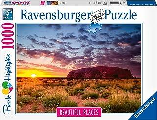Ravensburger 15155 Ayers Rock, Australia Puzzle 1000pc
