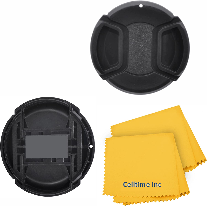shipfree 2-Pack 58MM Lens Cap For CANON Rebel XT T3 T1i T2i T5I Free Shipping Cheap Bargain Gift T4i T3i