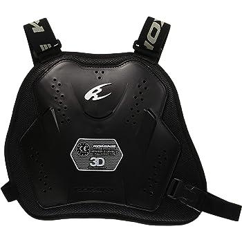 コミネ(KOMINE) バイク用 CEレベル2チェストアーマー ブラック SK-808 1119 CE規格レベル2 プロテクター