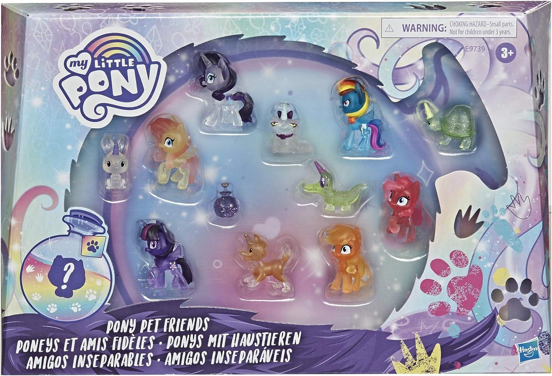Fees free My Little Pony Pet Friends Pack Brand Cheap Sale Venue 12
