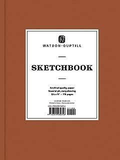 Large Sketchbook (Chestnut Brown) (Watson-Guptill Sketchbooks)