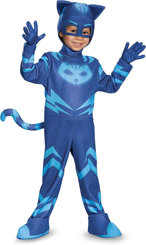 Disguise - Disfraz de superhéroe gato, Catboy, talla S ...