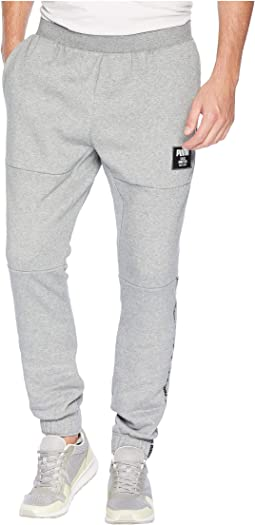 Rebel Block Pants Fleece CL