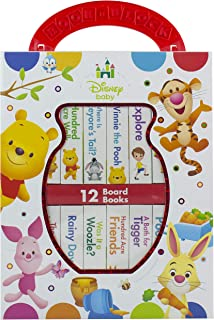 Disney Baby My First Library Winnie Pooh