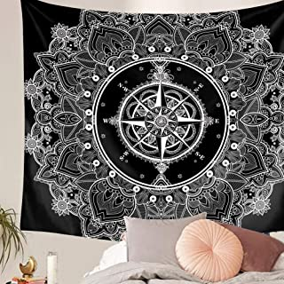 Best wall tapestry black and white Reviews