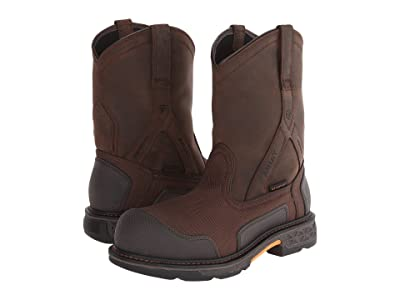 Ariat Overdrive XTR Pullon H20 (Brown Cordura/Oily Distressed Brown) Men