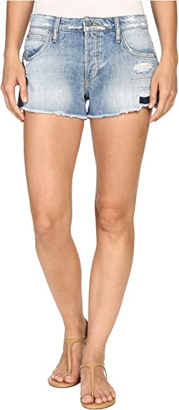 A-Line Shorts in Tayla
