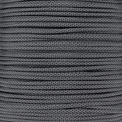"550 Paracord Survival Bracelet Cobra Black//Fireball /""Made in the USA/"""