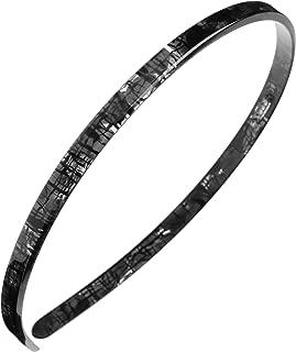 France Luxe 1/4 Ultracomfort Headband - Eco Black