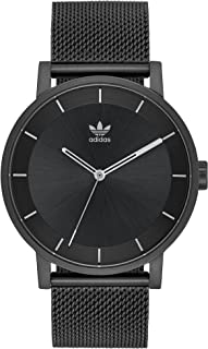 Adidas Watches District_M1. Milanese Stainless Steel...