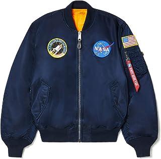 Men's NASA MA-1 Bomber Flight Jacket