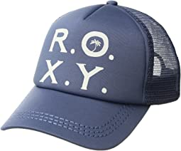 Roxy - Truckin Color Trucker Cap