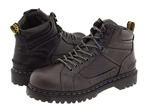 c1d0fb8df865 Dr. Martens Work Diego 7 Tie Lace To Toe Boot at Zappos.com