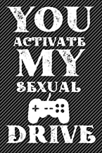 You Activate My Sexual Drive: Romantic Gift For Lovers| Nerdy Gifts For Him Her (Gag Gift)