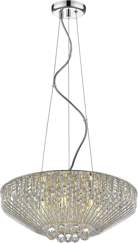 Ove Decors Mio VI-7 LED Modern Chandelier New mail order 5 ☆ popular Pendant Lights Luxury