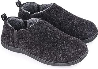 mens sherpa slippers