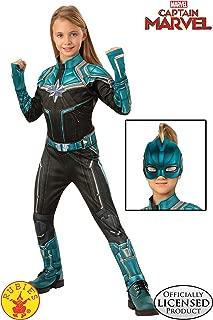 Rubie's Marvel Captain Marvel Child's Kree Costume Suit