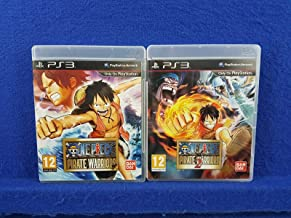 One piece pirate warriors x2 Games 1 + 2 PS3 [Playstation 3]