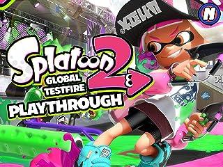 Clip: Splatoon 2 Global Testfire Playthrough