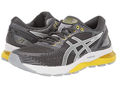 ASICS GEL-Nimbus(r) 21 (Dark Grey/Mid Grey) Women