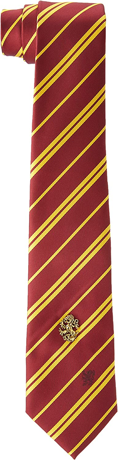 Harry Potter Tie  Official Necktie with True Harry Potter colors  by Cinereplicas
