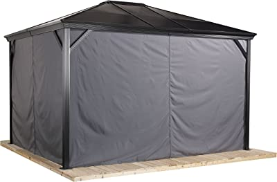 Gazebos portable shelter New 2x2mtr Waterproof Pop Up Gazebo Marquee Canopy Awning Party Tent 4 Sides