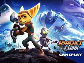 Clip: Ratchet And Clank Gameplay
