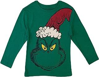 Dr Seuss Grinch Little Boys Toddler T Shirt