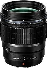 Olympus M.Zuiko Digital ED 45mm F1.2 PRO Lens, for Micro Four Thirds Cameras