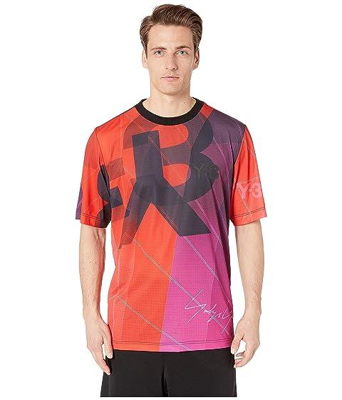 adidas Y-3 by Yohji Yamamoto Aop Football Shirt