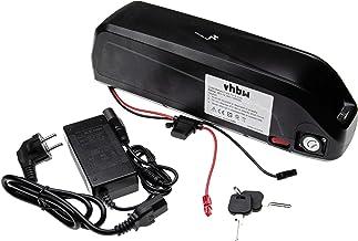 vhbw Ondergrondaccu accu 12,5 Ah 36 V Li-Ion incl. lader geschikt voor Bafang BBS01, e-bikes en Pedelecs met Hailong accus...